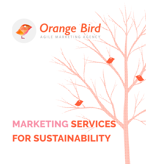 Orange Bird is a full-service marketing agency